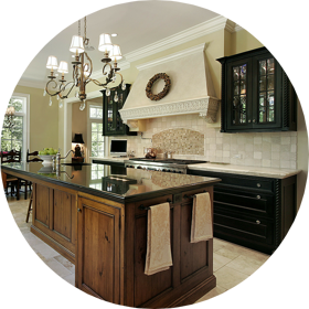 We're a local cabinet company you can trust for professional cabinet design and quality custom cabinets for your home.