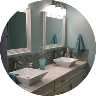 We're a professional Boise remodeling contractor that specializes in bathroom remodels & makeovers. Call us today for a free consultation and quote.