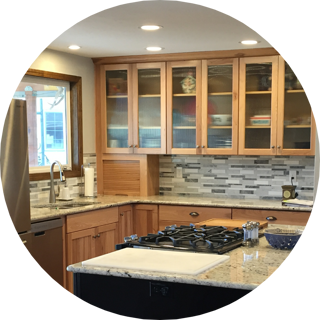 "We're ""the kitchen remodeling contractor"" homeowners trust for expert design and professional, timely results."